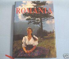 Großer Bildband ROMANIA eternal and fascinating BOULAY Englisch ISBN 2951156308