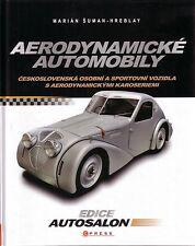 Book - Czech Aerodynamic Streamlined Cars - Jawa Praga Skoda Tatra Wikov Z-Type