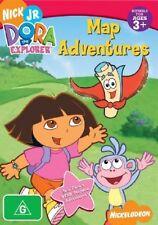 Dora The Explorer - Map Adventures (DVD, 2006)