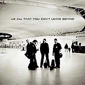 All That You Can't Leave Behind by U2 (CD, Oct-2000, Interscope (USA))