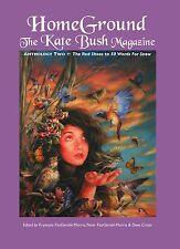 HOMEGROUND - THE BEST OF THE KATE BUSH MAGAZINE - HARDBACK - VOL 2