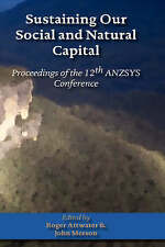 Sustaining Our Social and Natural Captial: Proceedings of the 12th-ExLibrary