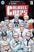 DC KFC: The Colonel Corps #2 Infinite Colonel Sanders Crisis San Diego ComicCon