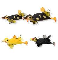 SAVAGE GEAR 3D Suicide Duck -Größe&Farbe wählbar- Ente Top Water Wobbler Popper