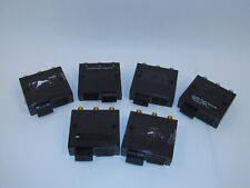 Lot of 6 Radio Shack A/B Coaxial Switch 2 Way 750hm