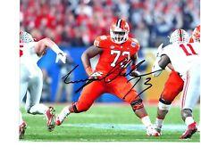 Tremayne Anchrum Jr. Clemson Tigers signed autographed 8x10 football photo g