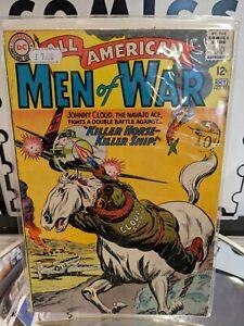 All American Men of War (1952) #105