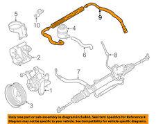 JAGUAR OEM 98-06 XK8-Power Steering Oil Cooler MJA8084AB