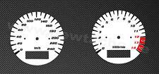 Suzuki GSF 600 Bandit Tachoscheiben Tacho GSF600 Gauge Ziffernblatt disk plate