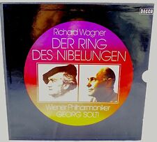 *w- 19 LP-Box - Richard WAGNER - Der RING des NIBELUNGEN - Georg SOLTI - decca