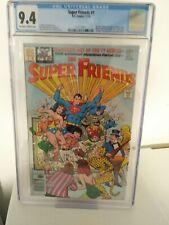 The Super Friends #1 CGC 9.4 DC Comics TV Superman Batman (11/76)