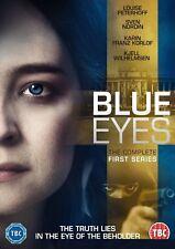 BLUE EYES 1 (2014-2015): Swedish Political Drama TV Season Series - NEW  DVD UK
