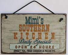 Mimi s Sign Southern Kitchen Grandma Fried Country South Barbecue Cook ing Soul