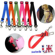 Équipements de transport bleues en tissu pour chien