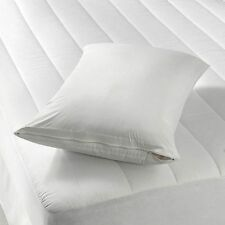 2 Pack Vinyl Waterproof Hypoallergenic BedBug Zipper Pillow Protector