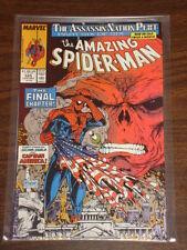 AMAZING SPIDERMAN #325 VOL1 MARVEL COMICS SPIDEY NOVEMBER 1989