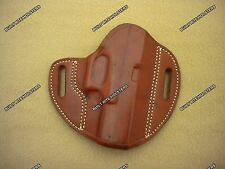 GLOCK 20,21 Leather Gun Holster Made In U.S.A. By JW O`Rourke.