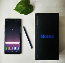 Samsung Galaxy Note 8 64 GB Midnight Black (schwarz) *Zustand C* + 12 Monate Gew