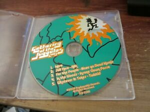 GATHERING OF THE JUGGALOS 2005 CD PROMO INSANE CLOWN POSSE ICP TWIZTID ABK BLAZE