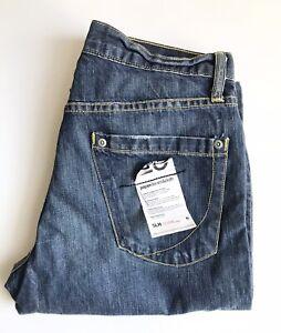 Paper Denim & Cloth PD & C, Slim 5 Straight Jeans, 29 x 32, New-w-Tags