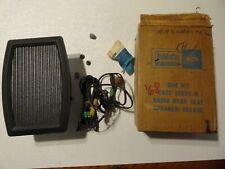 1967 1968 NOS 67 68 MUSTANG RADIO REAR SEAT SPEAKER