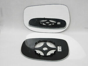 Wing Mirror Glass For HONDA JAZZ 2008-2014 Heated CONVEX  Left Side /JH032