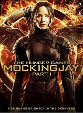 The Hunger Games Mockingjay Part 1 One (DVD, 2015) - New!!