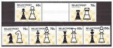 Netherlands Stadspost local issue Lelystad schaken chess