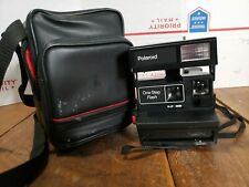 Polaroid One-step Flash Camera