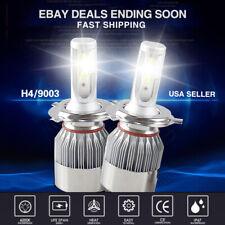 2PACK H4 9003 LED Headlight Bulbs For Toyota T100 Honda 2 dr.3 dr 4 dr.CR-V Fit