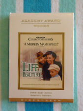 Life Is Beautiful Dvd *New/Sealed* Miramax Collector's Series Roberto Benigni Ws
