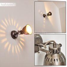 Applique Lampe murale Lampe de corridor Lampe de séjour Retro Spot mural Métal