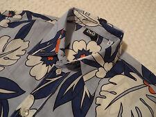 "DOLCE & GABBANA Mens Shirt 🌍 Size L (42"" CHEST) 🌎 RRP £120+ 📮 FLORAL D&G"