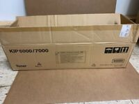 KIP 6000/7000 TONER,PACK OF 2. OEM SEALED. 9600970011