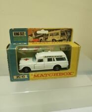 Matchbox Mercedes-Benz Diecast Ambulances