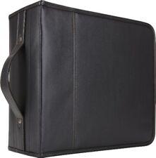 Case Logic Koskin 336 Capacity CD/DVD Prosleeves Wallet, KSW-320, Black, New