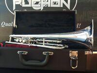 John Packer 251SW Silver Trumpet - Inter/Pro