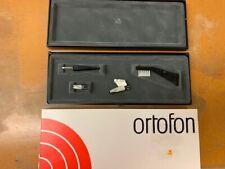 Ortofon OM Elektro S/S (White)(w/Plastic Case)