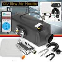 5KW 5000W 12V Air diesel Fuel Heater For Car Truck Motor-home Boat Bus Van