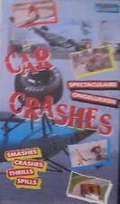 CAR CRASHES - VHS