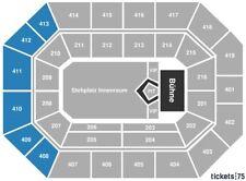 BACKSTREET BOYS 25.05.2019 MANNHEIM Sitzplatz Oberrang Kurve Tickets Karten