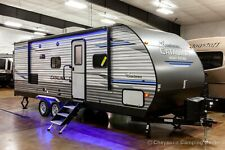 New 2020 Coachmen Catalina Legacy Edition 243Rbs Rear Bathroom Travel Trailer