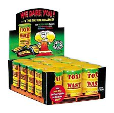 12 Drums Toxic Waste Ultra Sour Candy - Assorted Flavors - Free Ship!
