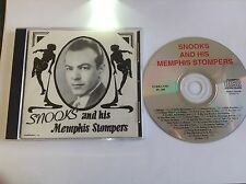Snooks Friedman & His Memphis Stompers 2001 by Snooks Friedman CD 24 TRK