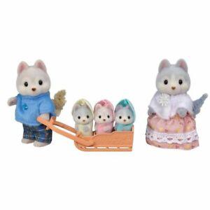 Sylvanian Families Husky family pre-order limited JAPAN