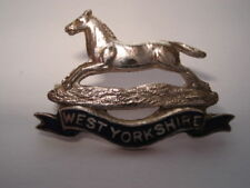 CWW1 VINTAGE WEST YORKSHIRE REGIMENT SWEETHEARTS PIN BROOCH
