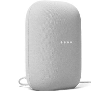 Google Nest Audio Wifi Smart Speaker Chalk (GA01420-US)