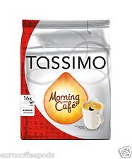 Tassimo Café Café de la mañana 5 Pack, 80 T-Discs/porciones