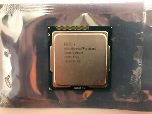 Intel Core i5 - 3330s Quad Core CPU 2.7GHz to 3.2Ghz Turbo 3rd Gen Processor
