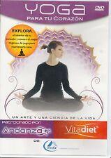 Yoga- Para Tu Corazòn- DVD-Un Arte y Una Ciencia De La Vida, NEW